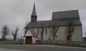 Lau kyrka, Gotland